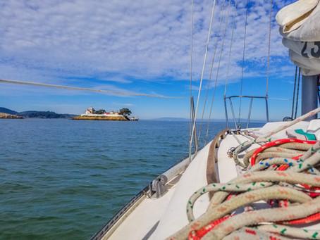 Sailing in the San Francisco Bay Series Coming Soon!