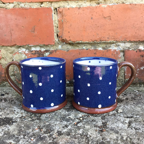 Bridget Williams Polkadot Coffee Cup
