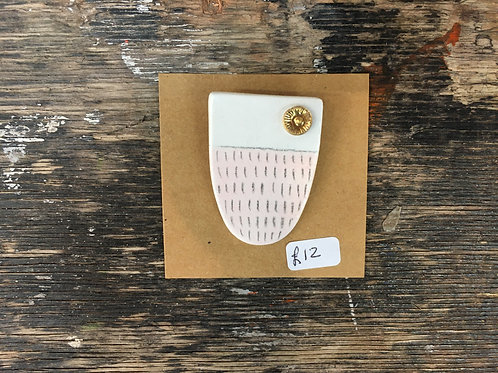 Frances Spice | Brooches