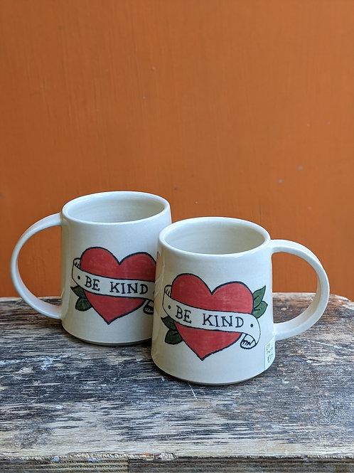 Emma Puddick | 'Be Kind' Mugs