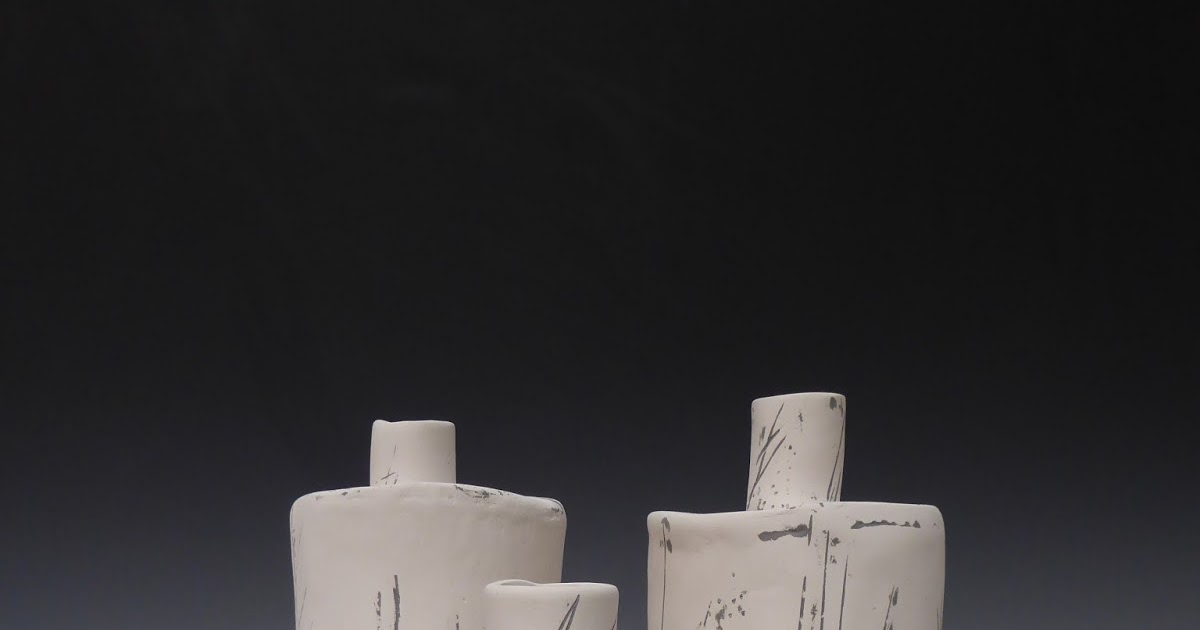 Incised Bottles, Pelin Hanley 2015
