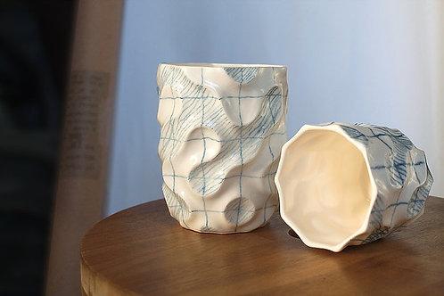 Slipcast Cup   Emilia Krankowska