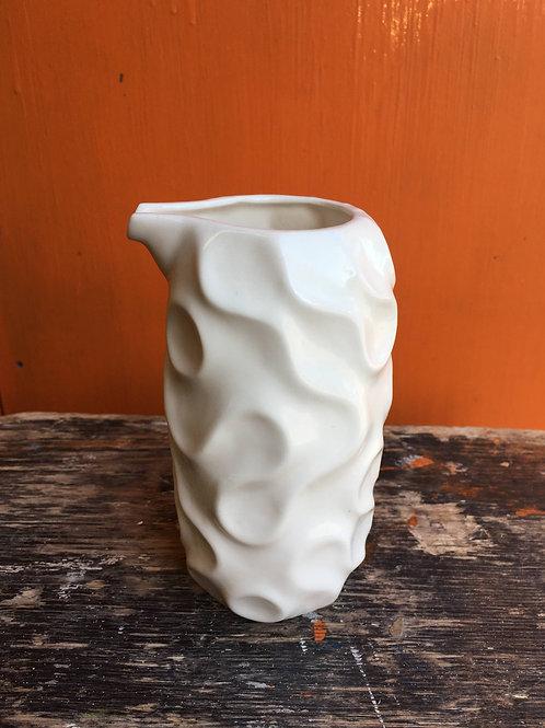 Slipcast Porcelain Jugs | Emilia Krankowska