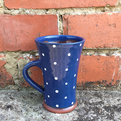 Bridget Williams Polkadot Flared Mug