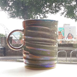 Because we haven't posted one in a while, here's a #mugshotmonday by A&E Ceramics, based in Keynsham
