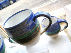 Lovely mugs, bowls and vessels in lovely