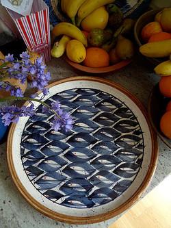 Abstract Fish Platter