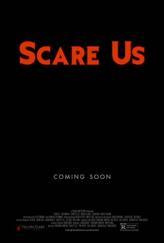 Scare Us Teaser Poster 1