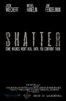 SHATTER Official Teaser Movie Poster