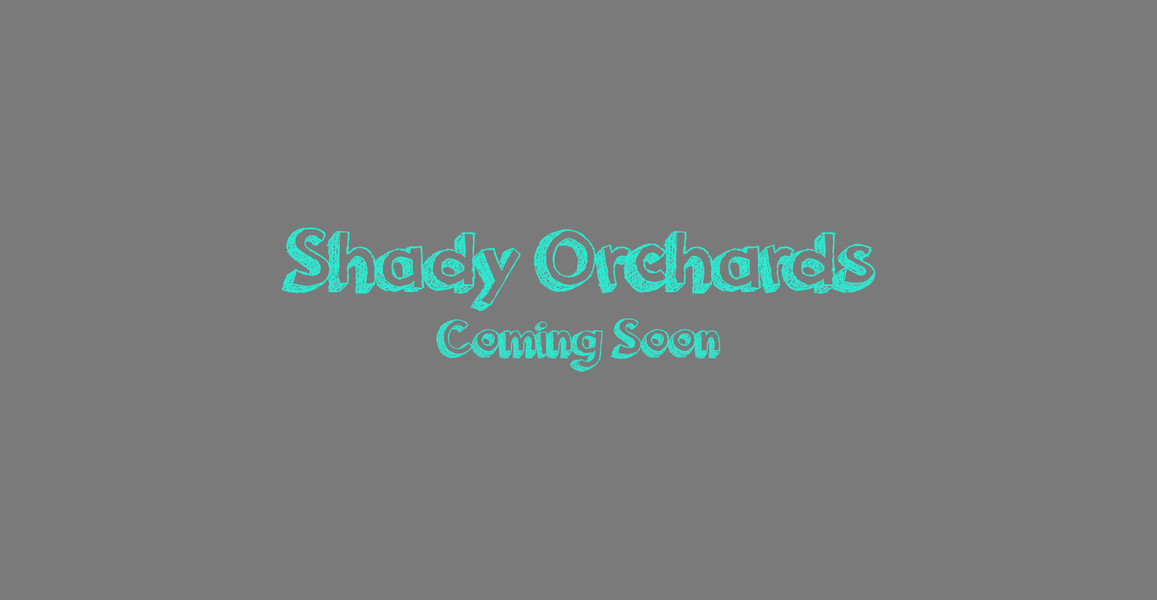 Shady Orchards | 2021