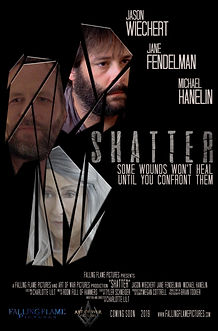 SHATTER Official Movie Poster