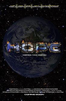 H.O.P.E. (HOPE) Official TV Series Poster with Jason Wiechert as associate producer.