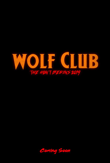 WOLF CLUB Teaser Movie Poster
