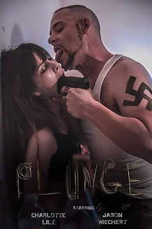 Plunge Official Movie Poster starring Jason Wiechert.