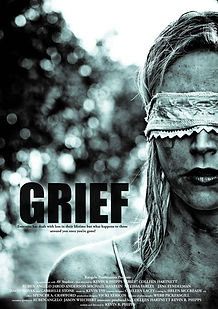 Grief Official Movie Poster, Executive Producer and actor Jason Wiechert.