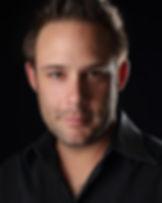 Actor Jason Wiechert's Headshot