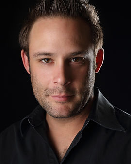 Actor Jason Wiechert's Headshot