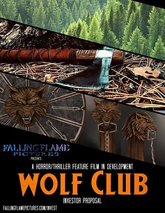 Wolf Club Investor Proposal Cover Page