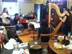 De Falla Rehearsal