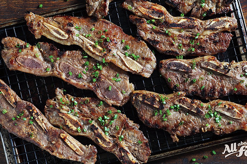 Beef rib (Grilled)