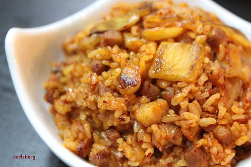 Kimchi + Pork (Stir-Fry)