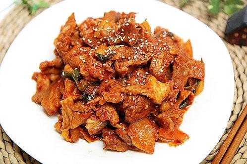 Grilled Spicy Pork