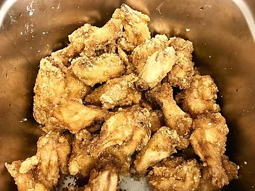 Crispy Chicken wing (Soy) 2pcs