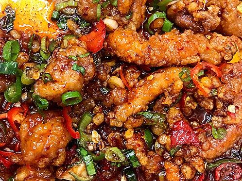 Crispy Chilli Chicken