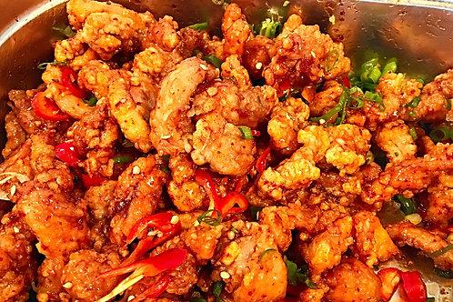 Crispy Chicken wing (Chilli Sweet) 2pcs