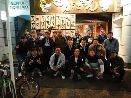 秋の懇親会@名古屋