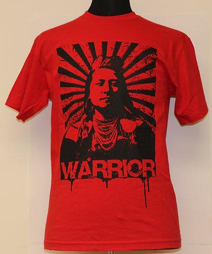 Red Warrior Shirt - Mens
