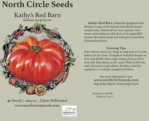 Kathy's Red Barn Tomato