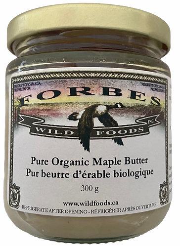 Organic Maple Butter