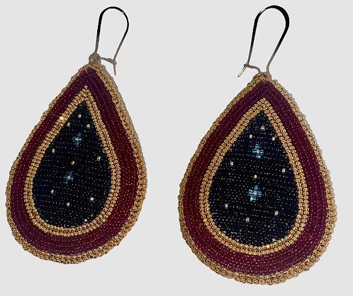 Earrings 25 Star Gazers