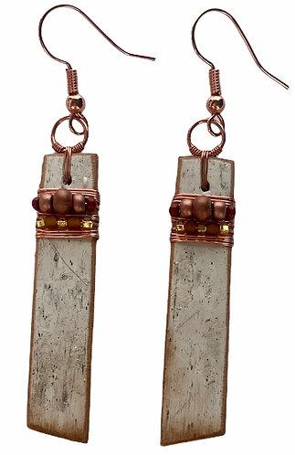 Birchbark Earrings 7
