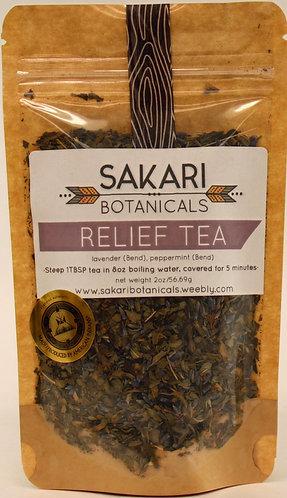 Relief Tea Sakari Botanicals