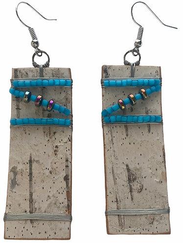 Birchbark Earrings 6