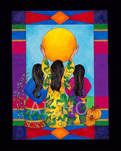 Three Sisters - Weeya Smith
