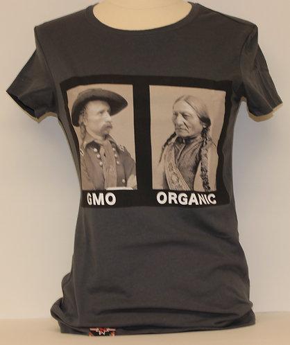 GMO T-Shirt Womens