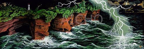 Aposlte Island Cliffs - Rita Vanderventen
