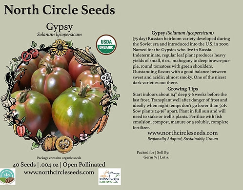 Gypsy Tomato