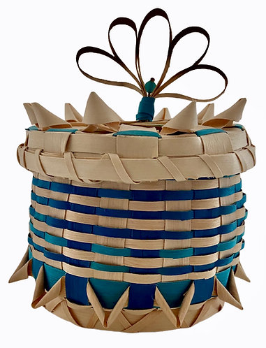 Black Ash Basket 3