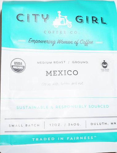 Medium Roast City Girl Coffee Mexico