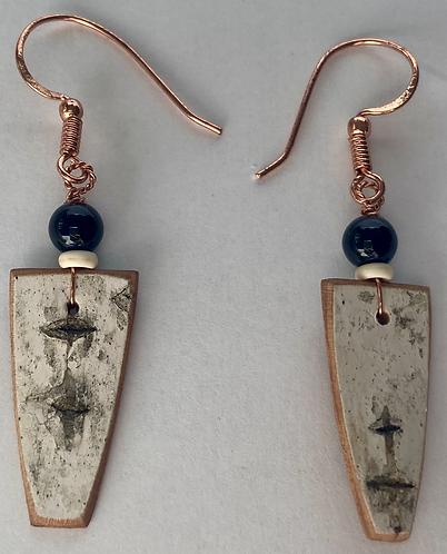 Birchbark Earrings 14