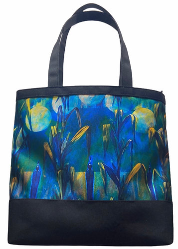Three Sisters Tote Bag by Chris Sweet
