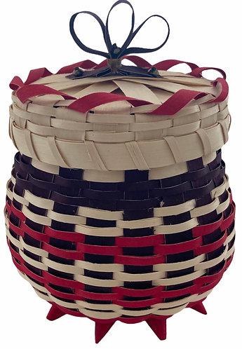 Black Ash Basket 4