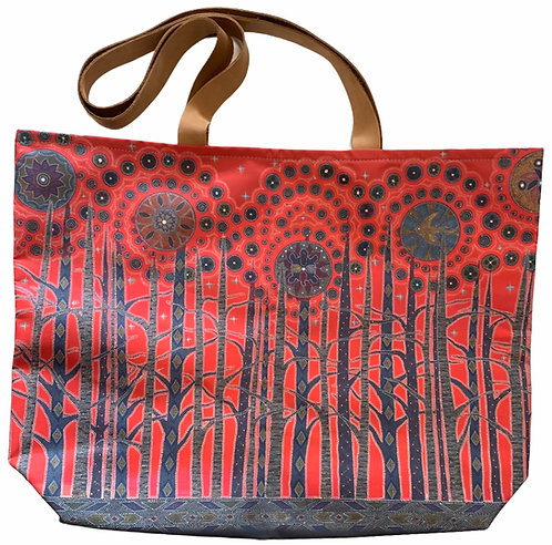 All my Relations East West Tote bag - Leah Yellowbird