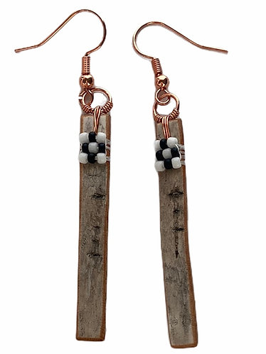 Tashia Hart Birchbark Earrings 1