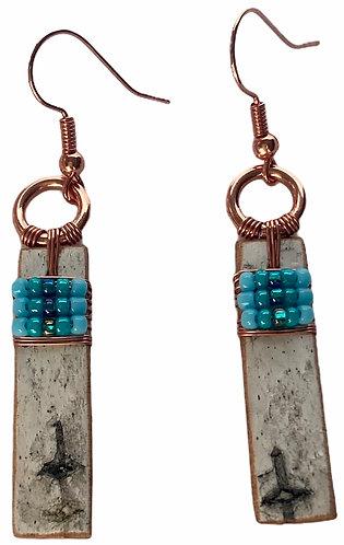 Birchbark Earrings 16