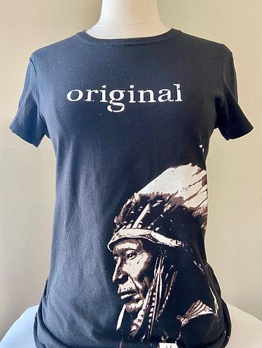 Original Womxn's Fitted Cut T-Shirt